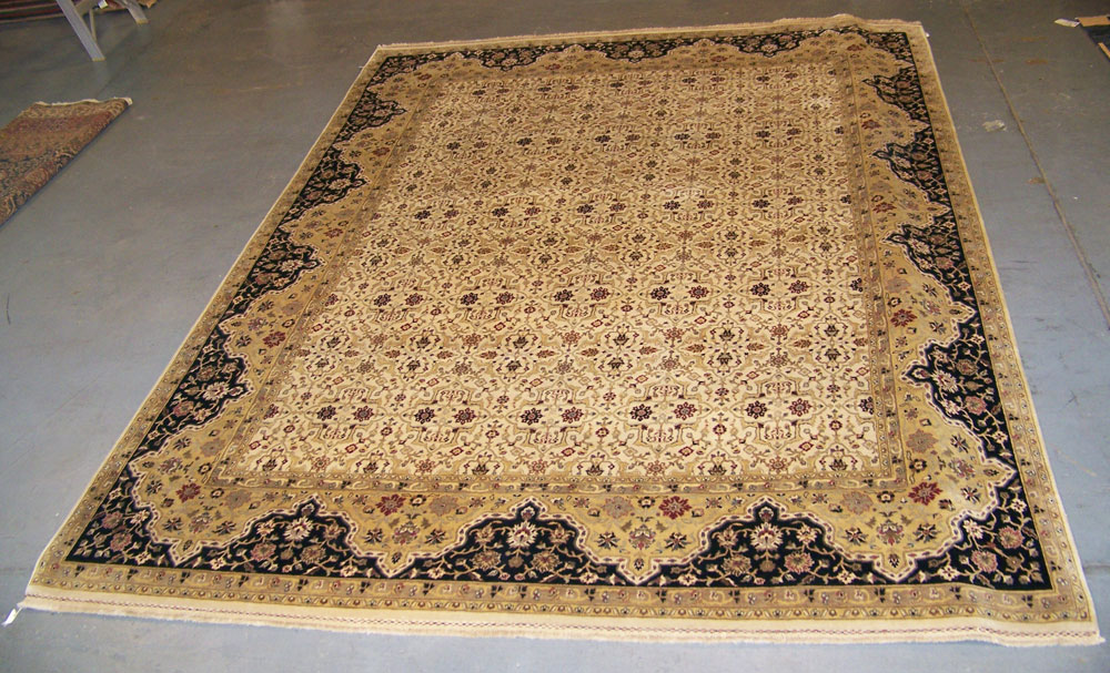 9x12 Classic Persian Kerman Rug Milwaukee : Persian Rug Gallery